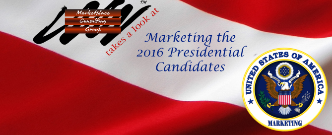 Presidential Election Marketing