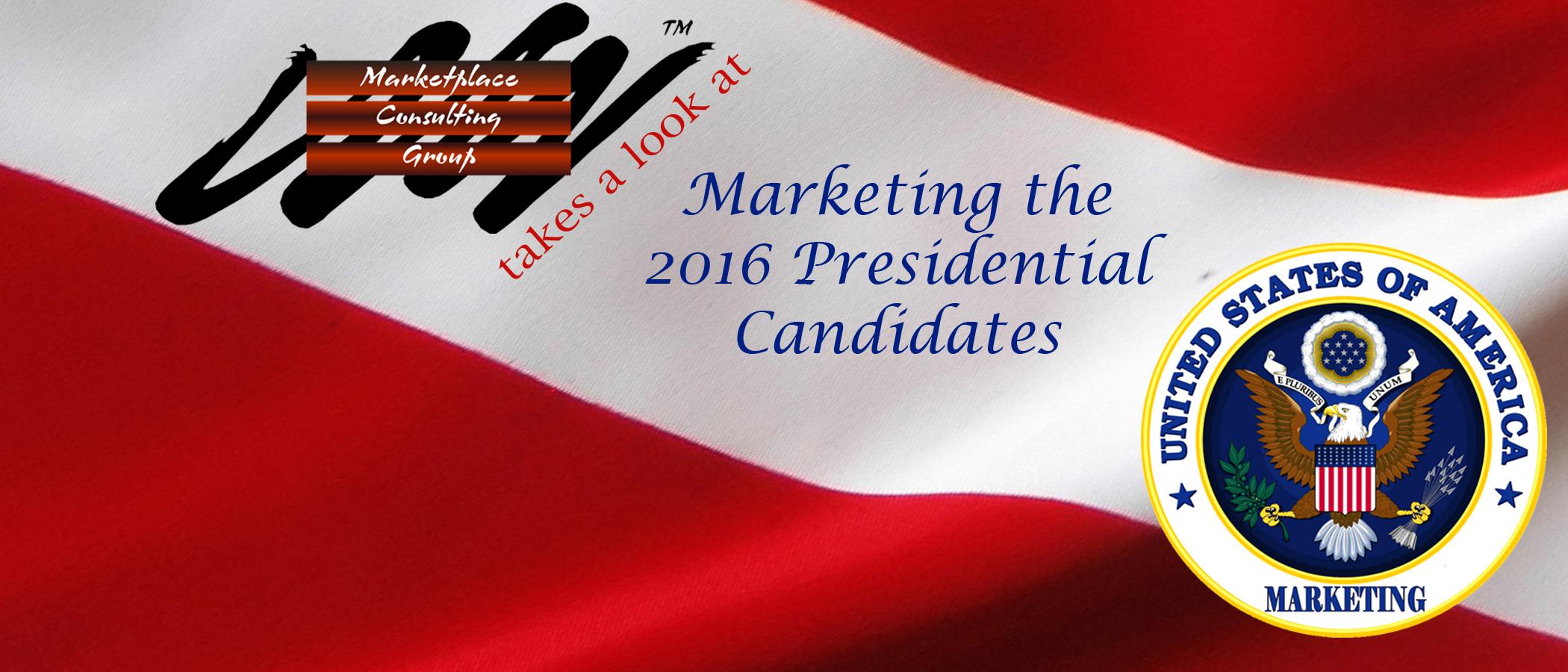 Presidential Election Marketing