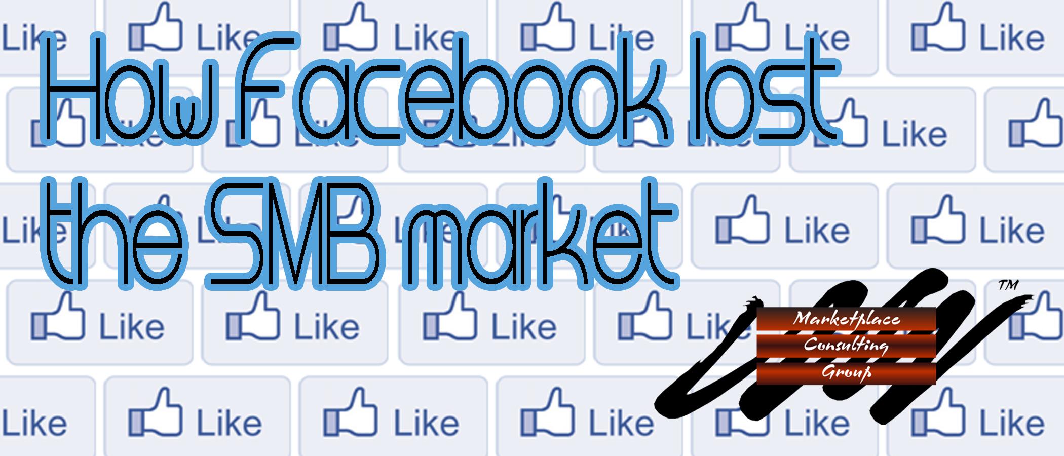 Facebook SMB marketing